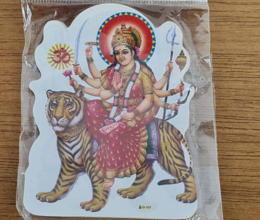 adesivo de Durga