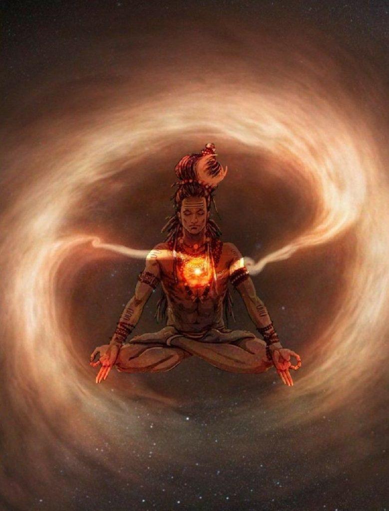 Shiva Deus do Trimurti