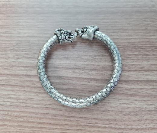 pulseira indiana de dragão