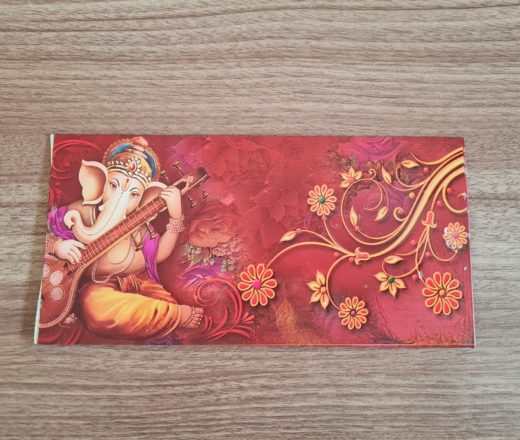 envelope de Ganesha