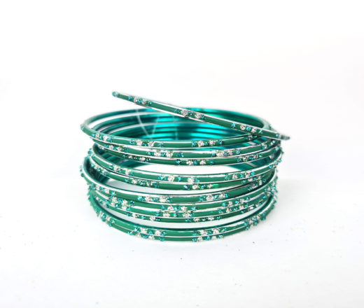 pulseiras indianas de metal