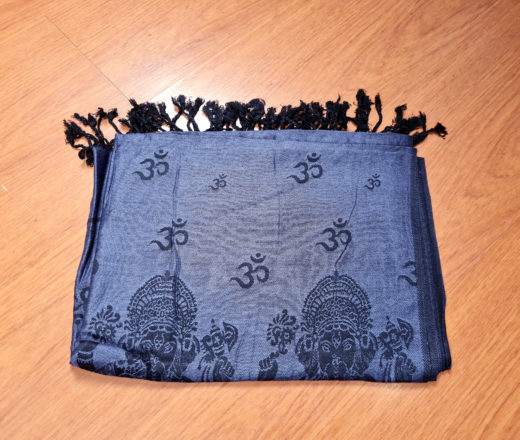 lenço indiano de ganesha