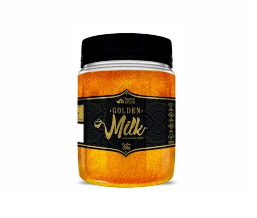 Golden Milk com Ashwagandha, da Fauna & Flora 200g