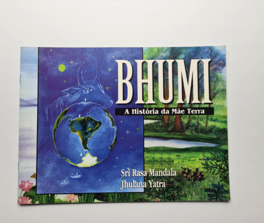 Livro Bhumi A História da Mãe Terra